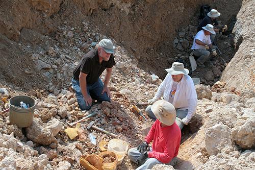 Crystal Digging in Arkansas