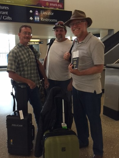 Tim and Doc's Big Adventure – Part 1